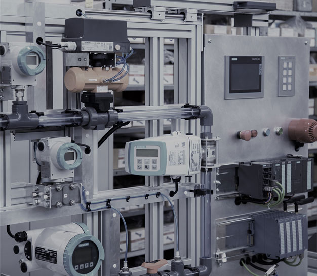 Relevant customised industrial automation training